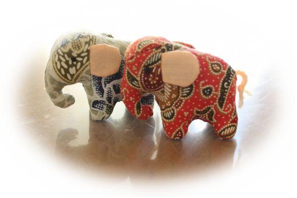 象の置物の夢
