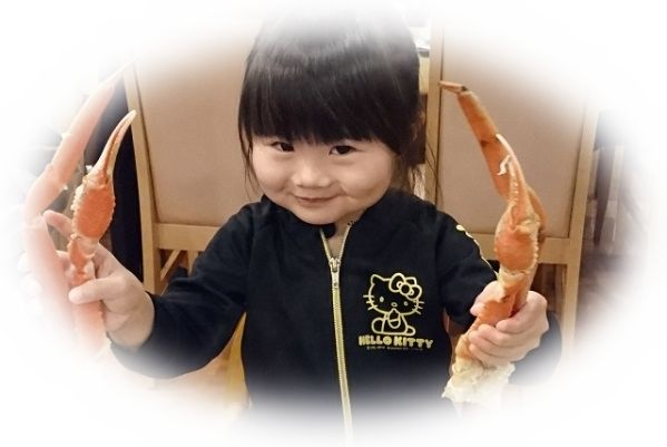 蟹をもらう夢(動物が蟹を運んでくる夢)
