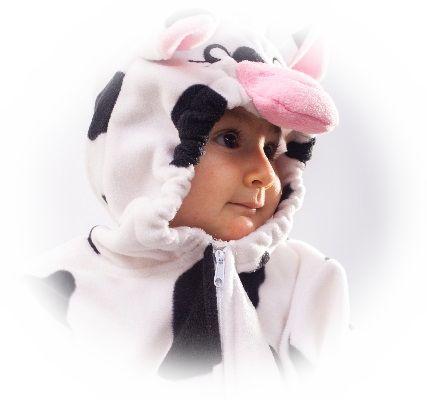 自分や誰かが牛に変身する夢
