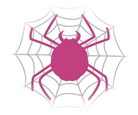毒蜘蛛に噛まれる夢(蜘蛛に刺される夢)
