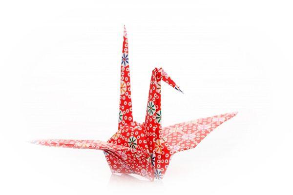 鶴の折り紙を折る夢