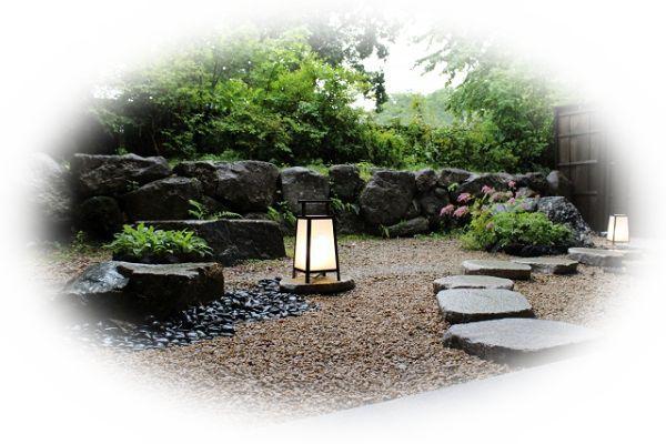 綺麗に掃除や手入れの行き届いた庭を見る夢