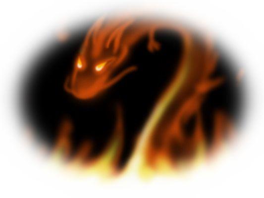 龍が火を噴く夢(龍神が雷を落とす夢)
