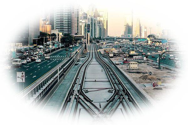 新しく電車の路線ができる夢(新しい電車の路線が複数できる夢)