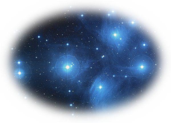 晴天に星が現れる夢
