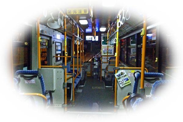 乗客のいないバスに乗る夢(乗客のいないバスを見る夢)