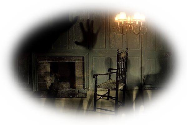 幽霊と話す夢(幽霊と会話する夢、幽霊の声が聞こえる夢)