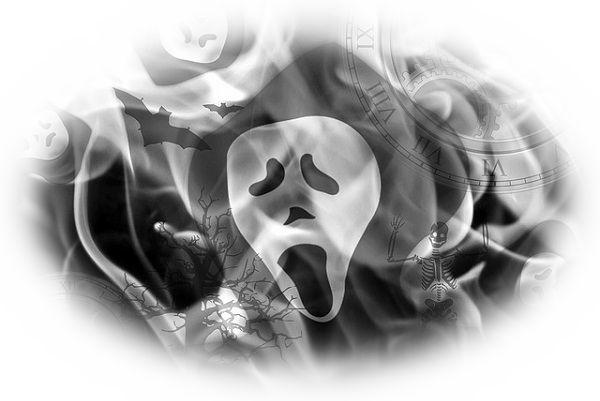 幽霊の夢のイメージ