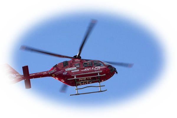 乗っていたヘリコプターが墜落する夢(乗っていたヘリコプターが不時着する夢、ヘリコプターが爆発する夢)