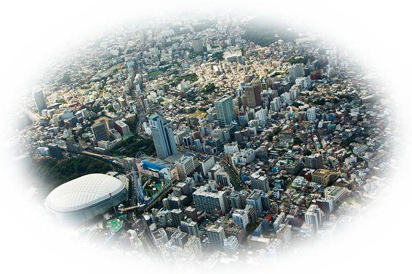 巨人になって街を破壊している夢(巨人になって街で暴れる夢、巨人が街を破壊している様子を見る夢)