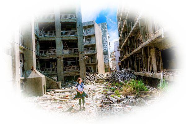 壊れているマンションやアパートに住んでいる夢