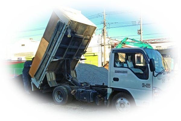 トラックの荷物をすべて降ろす夢(トラックの荷物を目的地の途中ですべて降ろす夢)