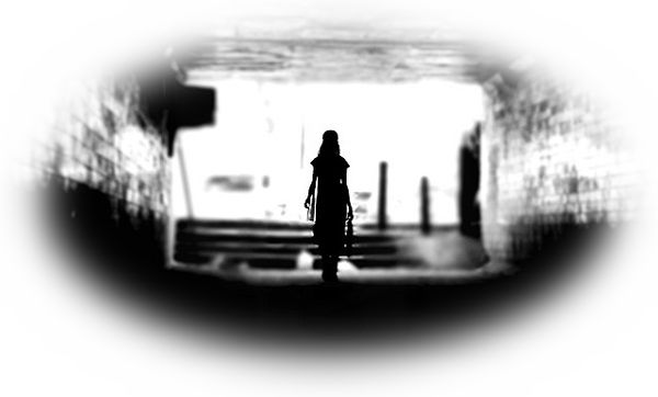 トンネルの中にいる夢
