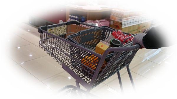 スーパーや市場でほしいモノが見つからない夢