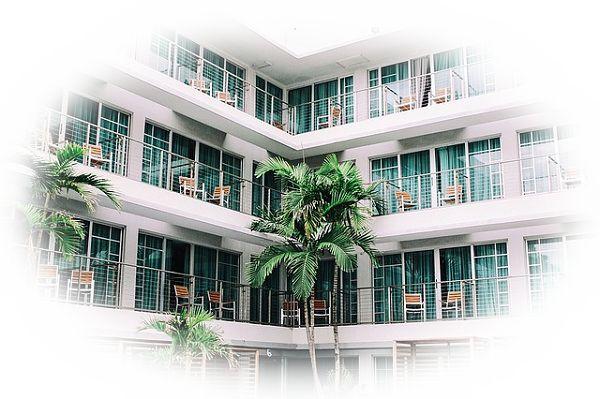 海外のホテルを見る夢(海外のホテルに泊まる夢)
