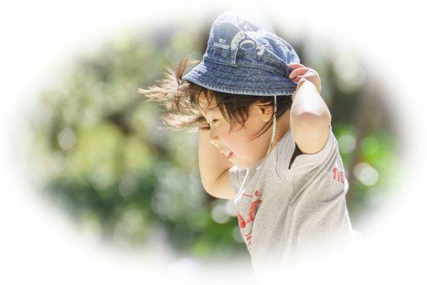風で衣服がまくれ上がる夢(風で帽子やカツラが飛ばされる夢)