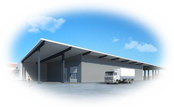 新しく倉庫・物置を作る夢