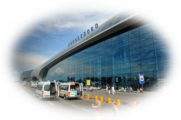 空港で誰かを出迎える夢