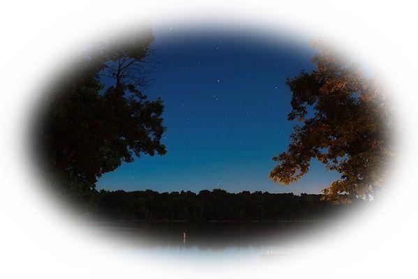 星空から星が空から消える夢