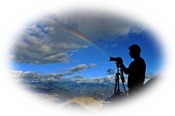 途中で途切れた虹を見る夢