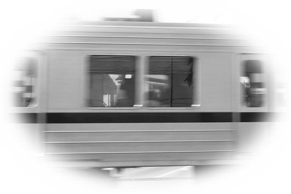電車が通り過ぎる夢