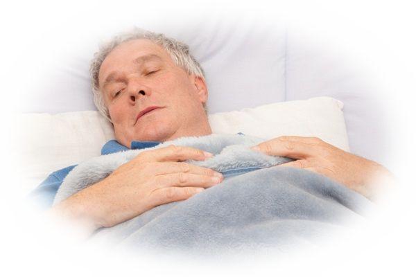 病人が怒る夢