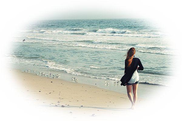 美しい波を見る夢