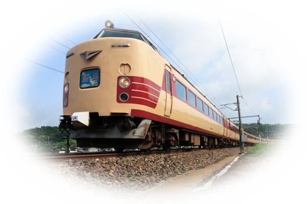 急行列車に乗る夢