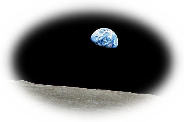 宇宙の果てから地球を見る夢