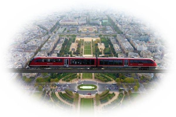 電車が揺れる夢