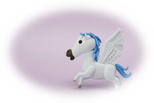 翼の生えた馬を見る夢