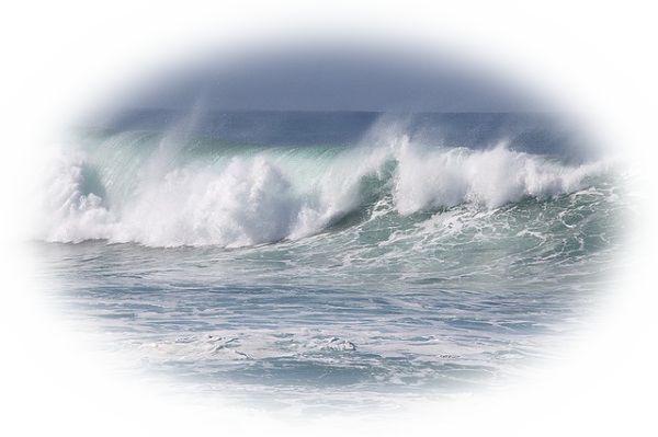 夢占い波の夢の意味12選!感情の動きをあらわしている?