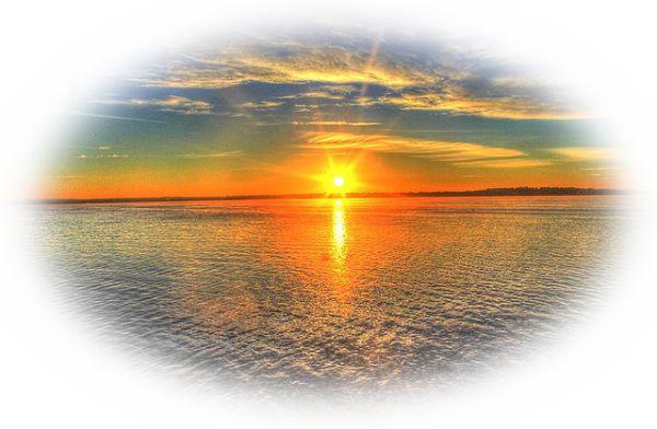 朝日が西から昇る夢(太陽が西から昇る夢)