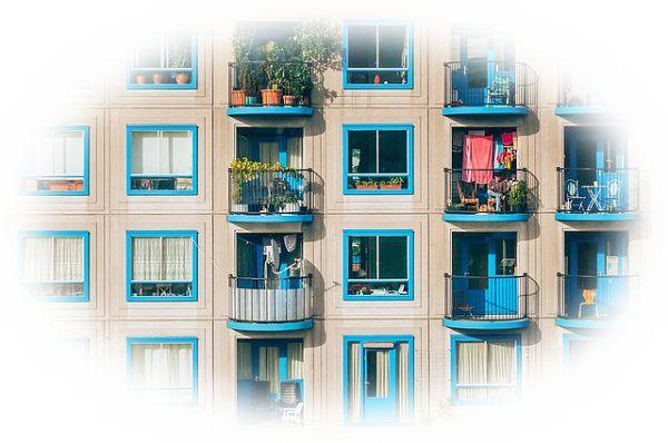 綺麗なマンションやアパートの夢(綺麗なマンションやアパートでも内装が古かったり汚い夢)