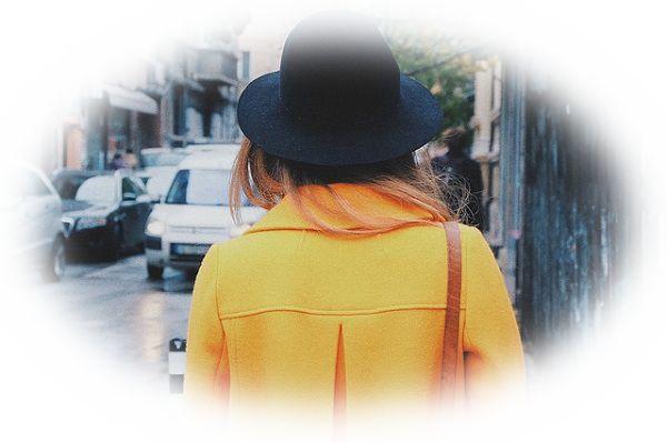 きれいなコートを着る夢