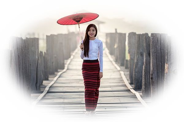 日傘をさす夢(太陽の光がキツイ中で日傘をさす夢、曇りや太陽がきつくない時に日傘をさす夢)