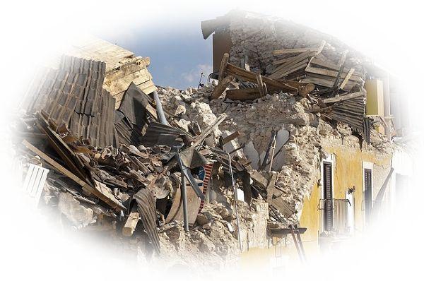 地震の夢占い