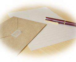 夢占い手紙(ハガキ)の夢の意味26選!知らせや情報をあらわしている?