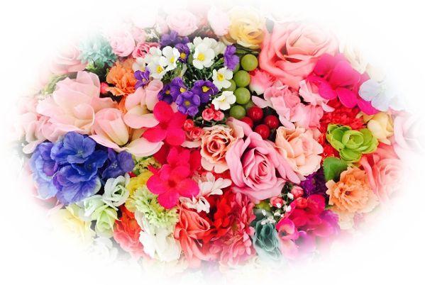 大勢の人から花束をもらう夢(大勢の人から枯れた花束や色の悪い花束をもらう夢)